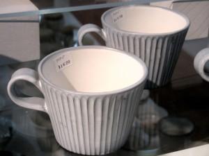マグカップ ¥1,620ー