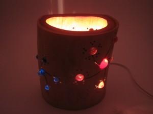 木の灯り  ¥21,000-