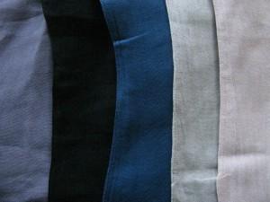 紫、墨、藍、銀ねず、桜 (色再現が出来てない場合が有ります)