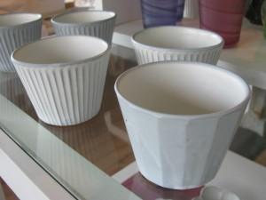フリーカップ 1,100円 直径9cm、高さ7cm