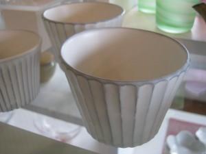 鎬フリーカップ 1,100円 直径9cm、高さ7cm