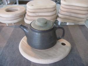 パッレト型鍋敷き    600円