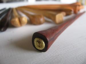 木のかんざし  840円