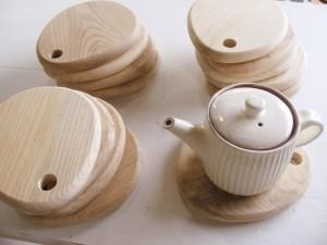 鍋敷き(トリベット)