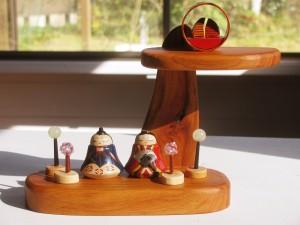 ミニ飾り台