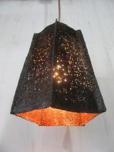 乾漆ランプシェード
